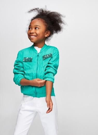Tyess Sweatshirt Yeşil